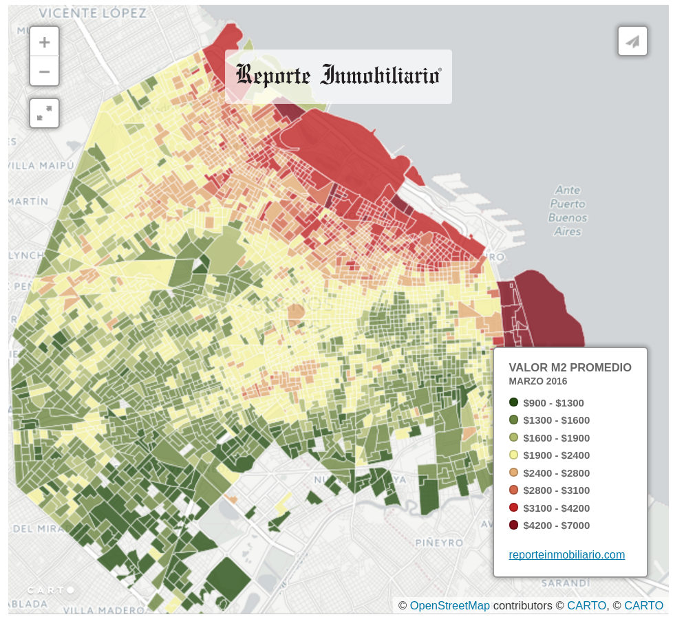 Analizando data de Airbnb en Buenos Aires